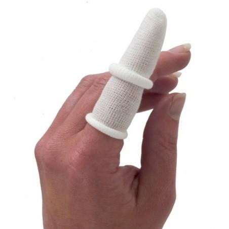 Fingerbob wit (5stuks)