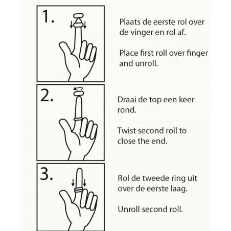 Gebruiksaanwijzing Fingerbob