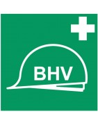 Voor BHV materialen en cursussen kijk je bij Fabex.nl. Dé BHV expert