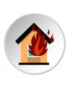 Brand is allesvernietigend. Doe aan Brandpreventie, met Fabex.nl