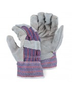 Handschoenen, werkhandschoenen. Bescherm je handen tijdens het werk.