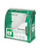 AED kast of tas. Alles om je AED veilig en opvallend op te bergen